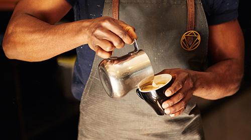 Gourmet Italian Coffee Jane's Cafe San Diego