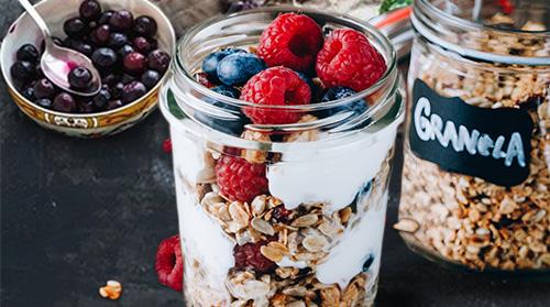 Yogurt Parfait Jane's Cafe Mission Valley