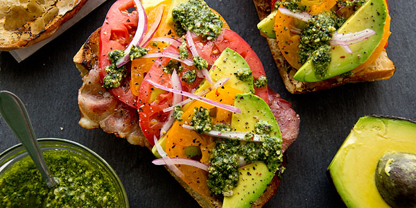 Avocado Toast Jane's Cafe Mission Valley