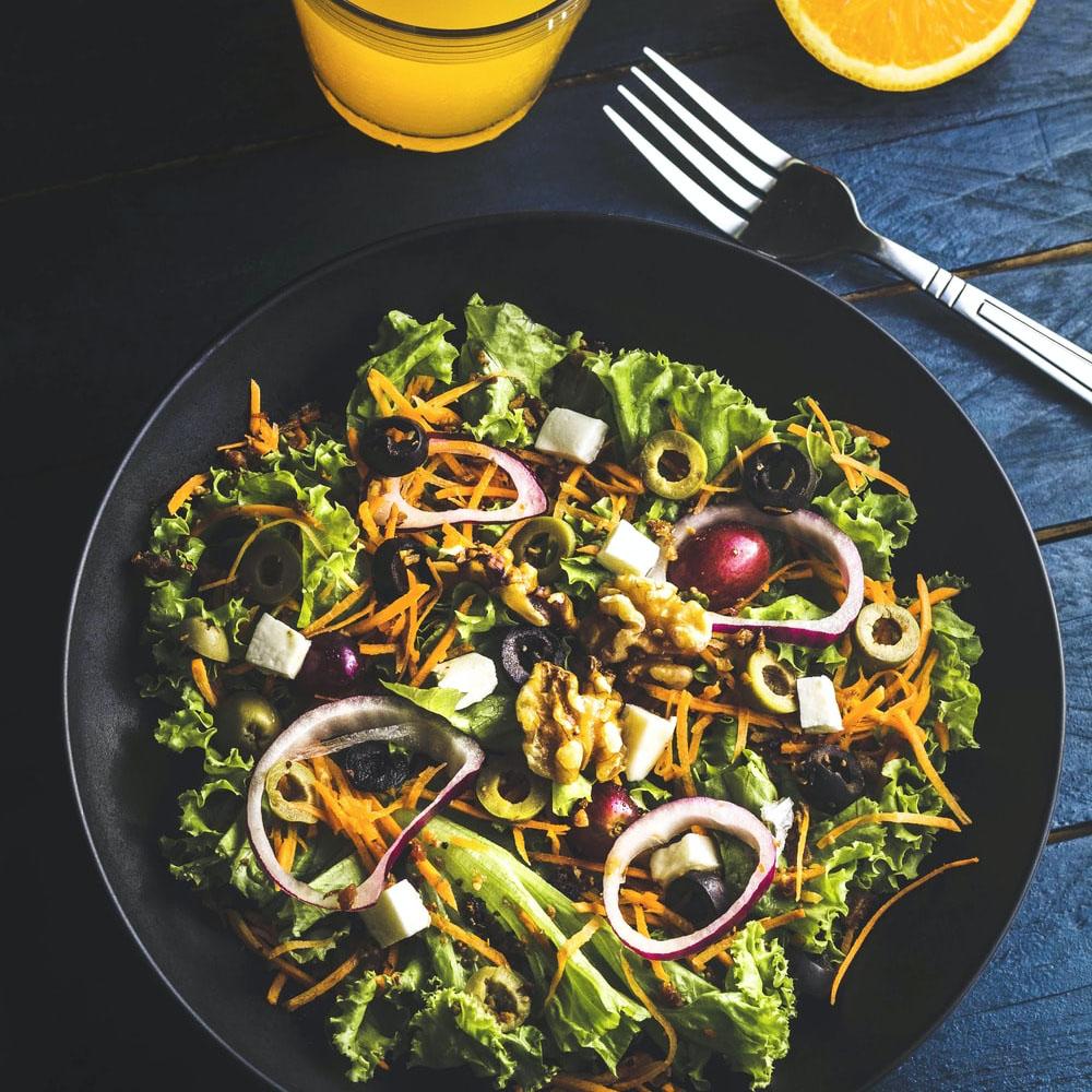 Healthy Salads Jane's Cafe San Diego