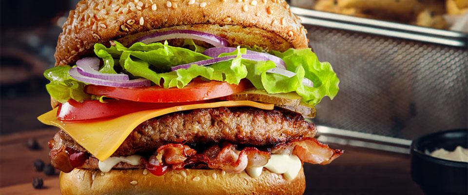 Beyond Beef Burger Jane's Cafe San Diego