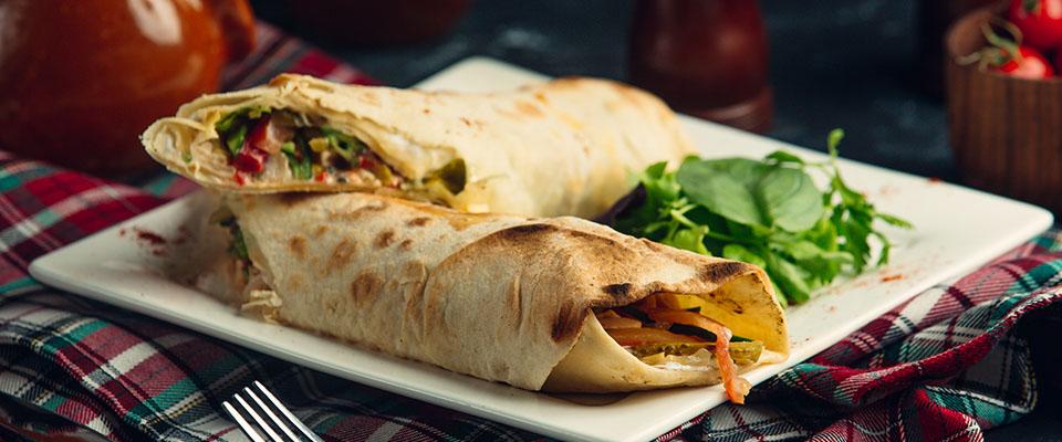 Healthy Alternatives Soy Chorizo Burrito