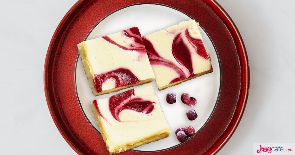 How To Make Christmas Cranberry Cheesecake Bars
