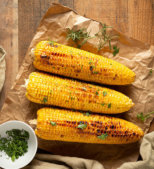 Corn Seasonal Vegetables