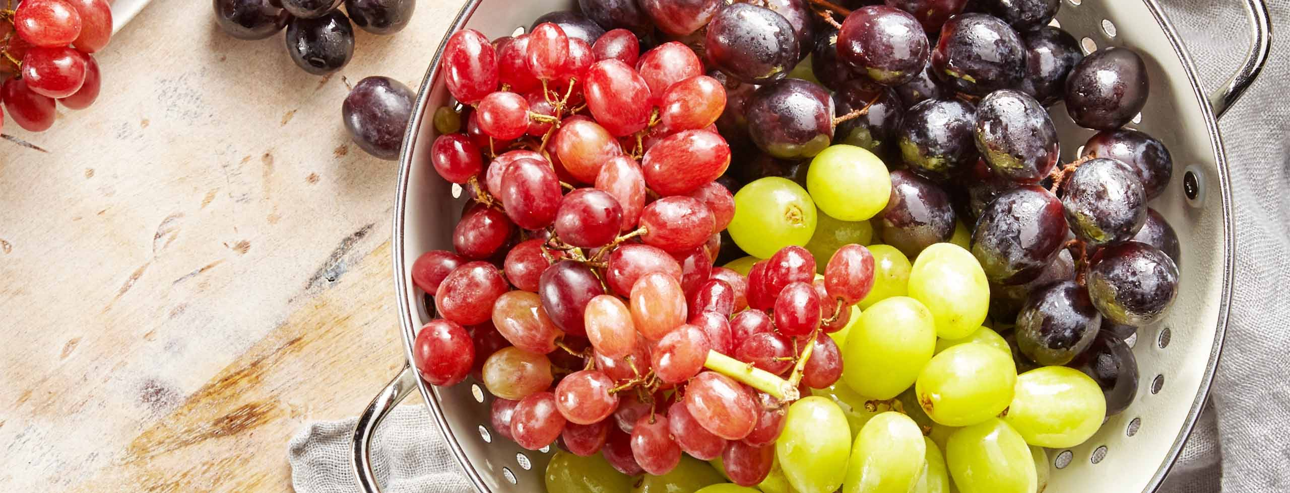 5 Types Of Grapes You Could Be Eating